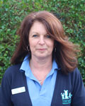 Wendy Harrison, support team at Townsend Veterinary Practice