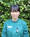 Jane Choi, vet at Townsend Veterinary Practice