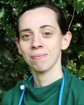 Joanna Murray, vet at Townsend Veterinary Practice