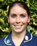 Kate Jackson, RVN at Townsend Veterinary Practice